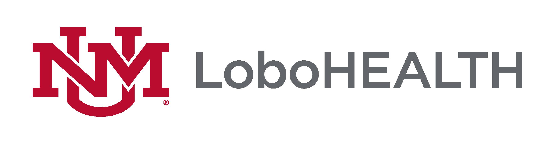 UNM LoboHealth logo