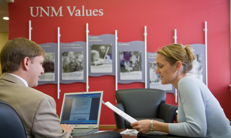 UNM Values
